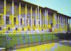 Paris. Built 1931, an architectural gem by the Bois de Vincennes.