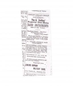"""Charleston Messenger"" issue 7 May 1898"