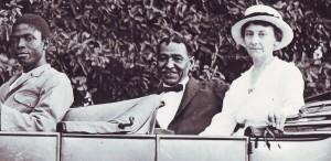 Christian car Onitsha 1919