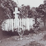 George Christian's grave, Cameroon, 1924