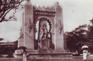Monument to the dead, Dakar, Senegal