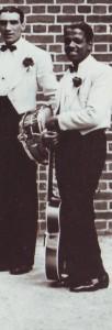 Joe Deniz, Hammersmith (West London) mid 1930s