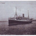 Launched 1906, capacity 190 passengers
