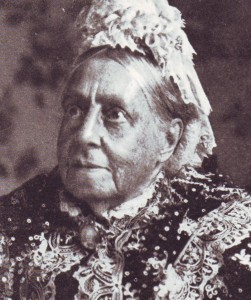 Jane Rose Roberts. Photograph published in London in 1906