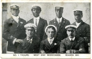 West_End_No1_Troupe-Morecambe-1910-
