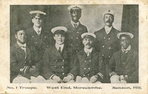 West_End_No1_Troupe-Morecambe-1911-